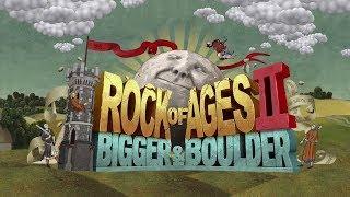 Rock of Ages II: Bigger & Boulder — Wielka kula leci dalej