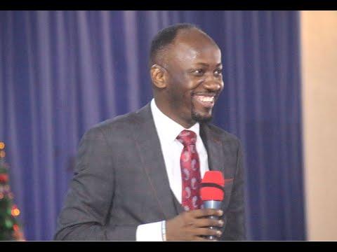 OPEN HEAVENS 2019 ABUJA, NIGERIA (DAY 2 MORNING) WITH Apostle Johnson Suleman