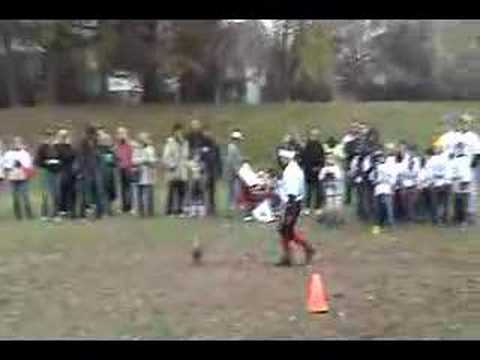 Superbowl 2007 Colts Wildcats Dame Kicks