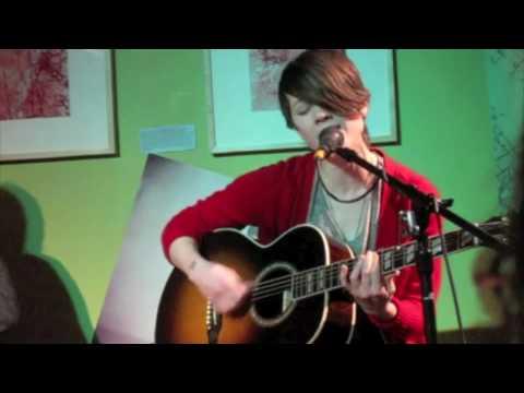 "Tegan and Sara Winnipeg Acoustic Performance ""On Directing"" 1/4"