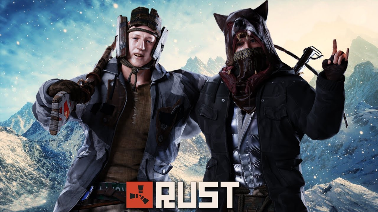 How This DUO TOOK OVER THE NORTH (Rust) ft. Willjum - Part 1