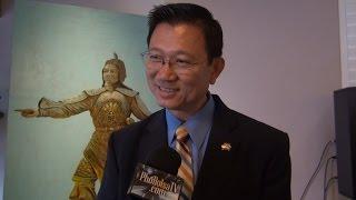 Phỏng vấn GSV Andrew Đỗ về kế hoạch xây dựng tượng đài Đức Thánh Trần