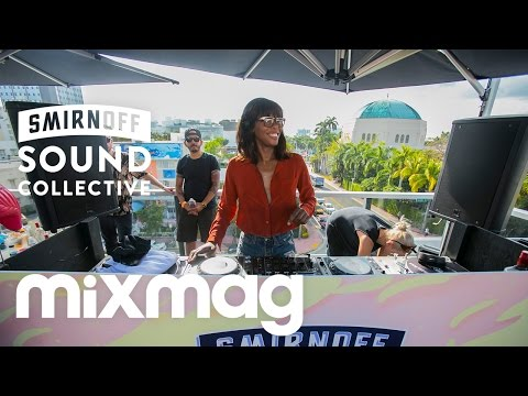 HONEY DIJON DJ set in The Lab Miami