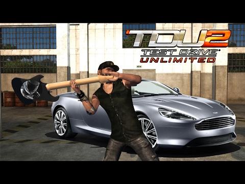 Test Drive Unlimited 2 - Гонки Всех Времен
