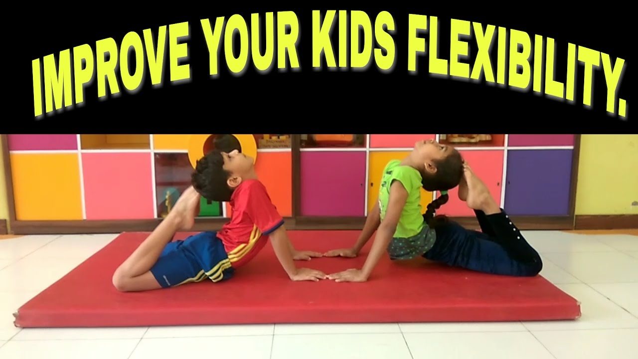 How To Do King Cobra Pose Yoga For Body Flexibility Performed By Gargi Parab And Rehan