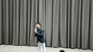 文化祭のカラオケ大会で、小田さんの「キラキラ」をちょっと背伸びして...