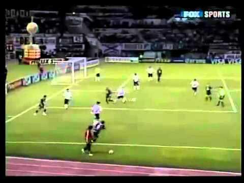 Gol Iván Velásquez - River Plate 0-1 Caracas - Copa Libertadores 2007
