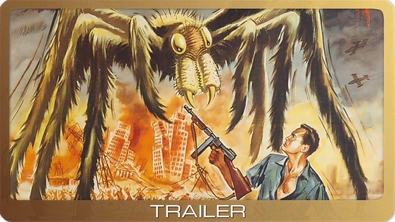 Tarantula ≣ 1955 ≣ Trailer