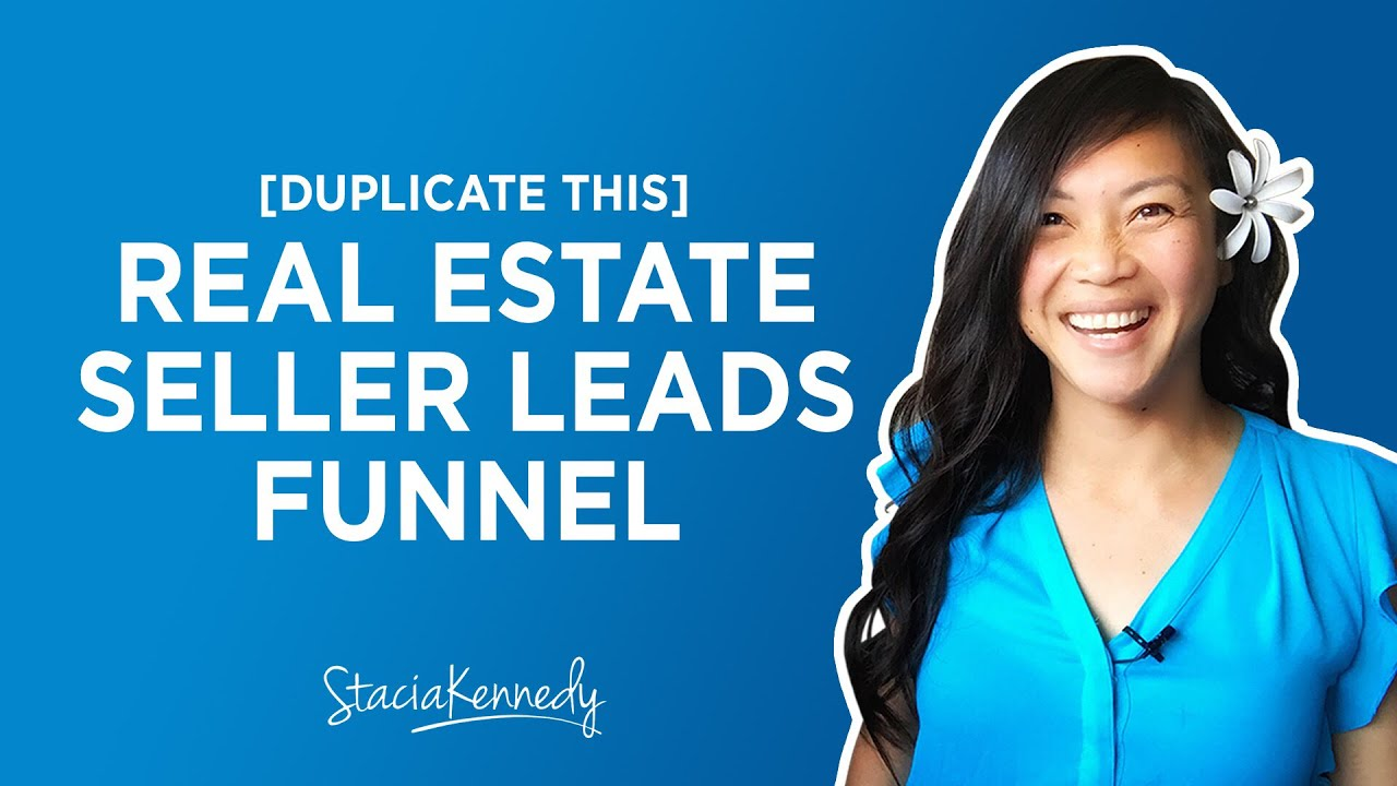 Using ClickFunnels For Real Estate Seller Leads