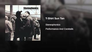 T-Shirt Sun Tan