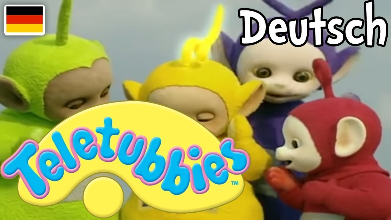 ☆ Teletubbies auf Deutsch: Frau Ulkig: Freche Wolke ☆ Ganze Folgen ☆ Cartoons für Kinder ☆