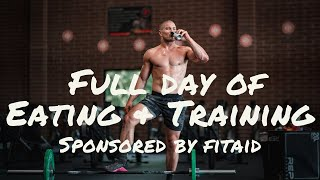 Follow Along on my FULL DAY!!! FOOD & TRAINING! + Winston