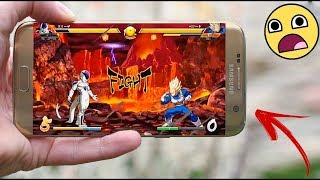 TOP 10 FIGHTING GAMES FOR ANDROID 2018 [ HIGH GRAPHIC ]
