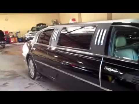 6 Passenger Lincoln LimoRental