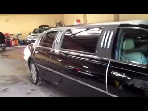 6 Passenger Lincoln Limo  Rental