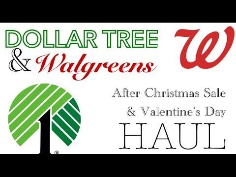 DOLLAR TREE & WALGREENS: AFTER CHRISTMAS SALE HAUL | TwinMomPlus1 ...