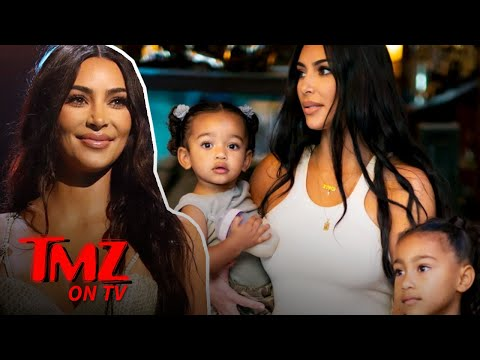 Kim Kardashian Gives Tour of Her Kids' Epic Playroom | TMZ TV