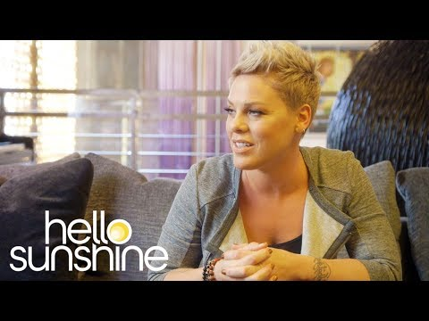 P!nk on the Importance of Speaking Up