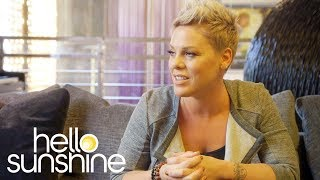 Baixar P!nk on the Importance of Speaking Up