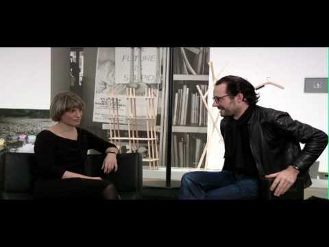 Konstantin Grcic talks with Art Institute curator Zoë Ryan