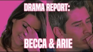 Breaking Down Becca and Arie | The Drama Report
