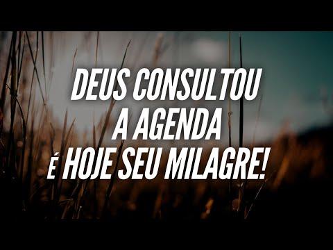 Deus consultou a agenda seu milagre | Mensagem da palavra de Deus para QUARTA dia 3 de Abril 2019!