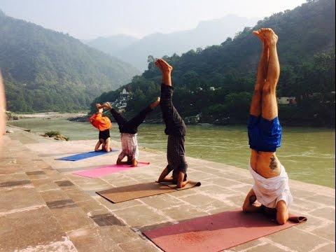 Yoga study courses Rishikesh India   Jeevmoksha Yoga Gurukul