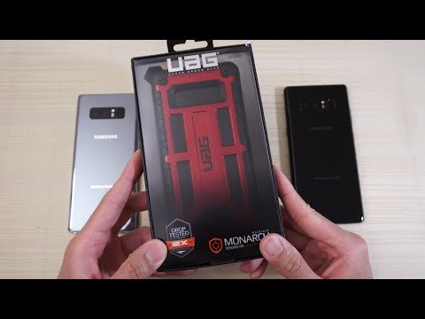 Download Youtube: UAG Monarch Case for Samsung Galaxy Note 8! (4K)