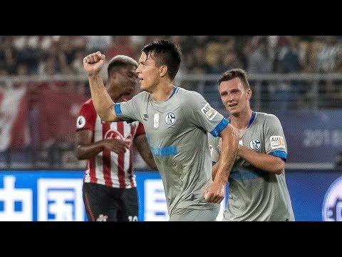 КОНОПЛЯНКА! Goal KONOPLYANKA ⚽ Southampton 0-1 Schalke 04