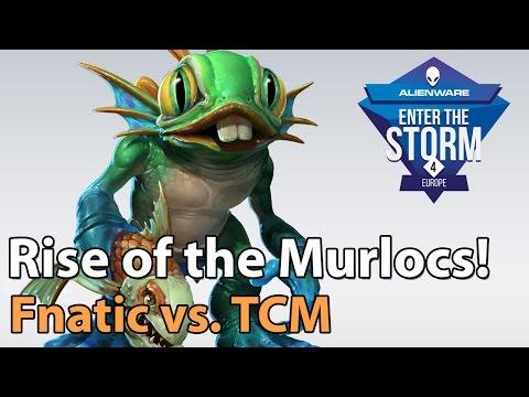 ► Heroes of the Storm Pro Murky Gameplay: Fnatic vs. TCM - ETS EU Finals