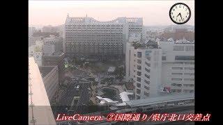 今朝の沖縄 ライブカメラ2018,12,19 thumbnail