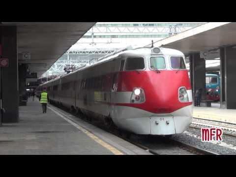 ETR 450 04: L'ULTIMA PARTENZA da ROMA TERMINI con l' IC 561 Roma Termini - Reggio Calabria Centrale.