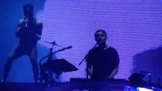 Disclosure Feat Kwabs Willing Able Live