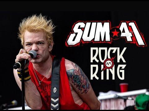 Sum 41 - Full Set (Live Rock Am Ring 2017) No Freezes!