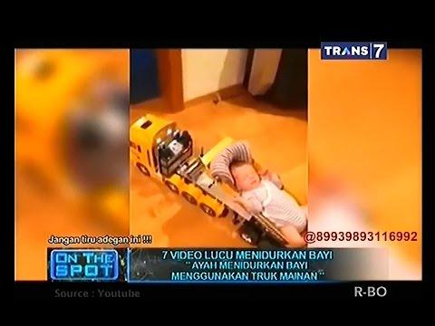 On The Spot - 7 Video Lucu Menidurkan Bayi