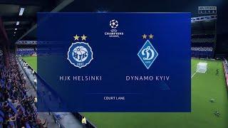 FIFA 20 | HJK Helsinki vs Dynamo Kyiv - European Cup 1991 | Full Gameplay | 1080p 60FPS