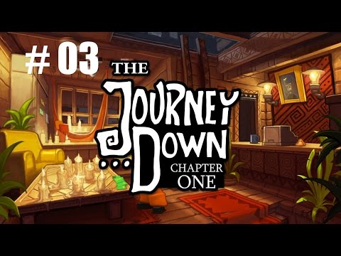 Let's play - The Journey Down: Chapter One #03 (Pelican Bay)