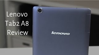 Lenovo Tab2 A8 Review - Best Budget Tablet?