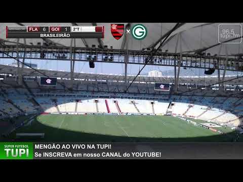 Flamengo 6 x 1 Goiás - Brasileirão 2019 / 10ª Rodada - 14/07/2019