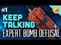 Keep Talking and Nobody Explodes : Expert Bomb Defusal #1 Funny Moments