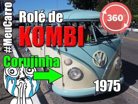 Passeio no Disco Voador de Kombi Corujinha NiteroiRJ com Camera 360 graus Semana10kk