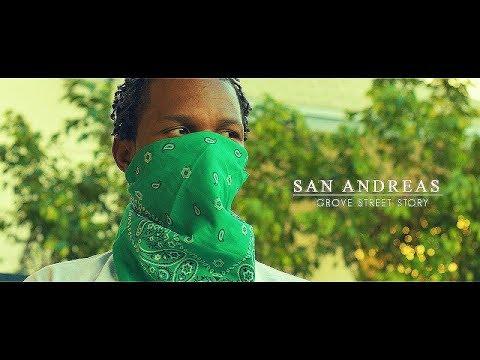 Фильм GTA San Andreas - История Сан Андреас - Премьера Фильма 2019