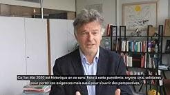 Allocution de Fabien Roussel du 1er mai 2020