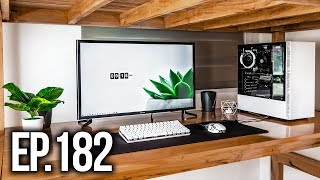 room-tour-project-182-clean-minimal-setup-edition