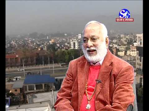 STV CHAT with Swami Ananda Arun