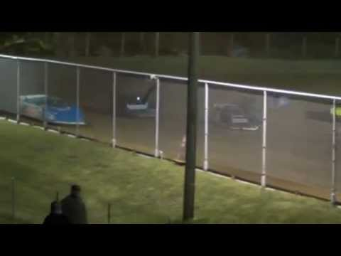 Ohio Valley Speedway AMRA Super Late Model Feature 4-26-2014