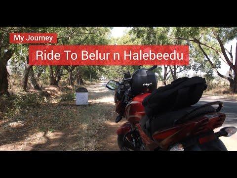 My Journey | Ride to Belur and Halebeedu, Hassan, Karnataka | Solo Ride | Part 1