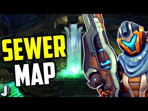 Sewer - Paladins New Map Prototype - Sniper Heaven?