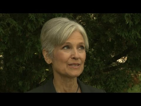 Interview with Green Party candidate Jill Stein