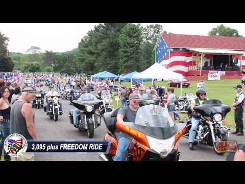 3095 plus Freedom Ride Ohio Veterans
